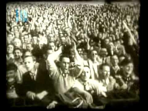 Friendly Match 1954: Hungary v England (compact 22 mins)