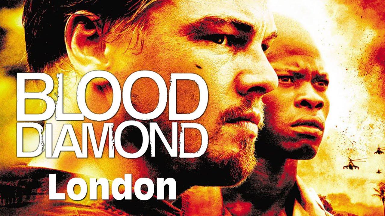 Blood Diamond - James Newton Howard London