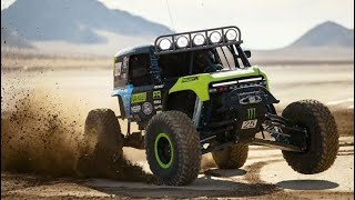 Extreme offroad vehicles