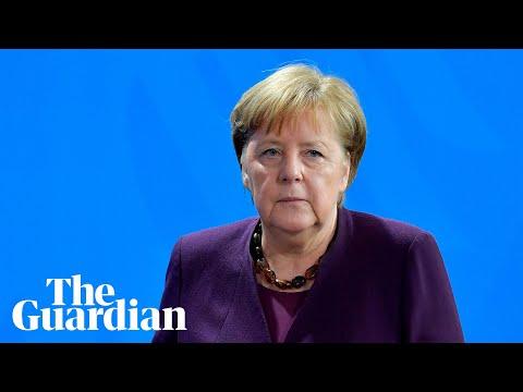 Merkel: German shisha bar gunman acted on 'rightwing, racist motives'