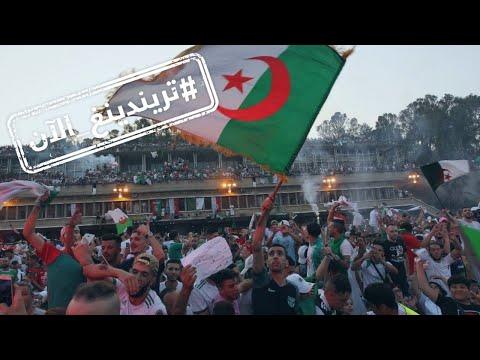 احتفالات الجزائريون بكأس الأمم الأفريقية حتى الصباح  - نشر قبل 10 ساعة
