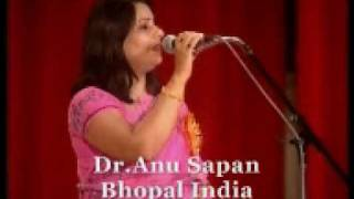Anu Sapan Bhopal India.wmv