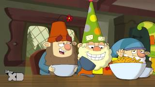 The 7D - Supper Time! - Official Disney XD UK HD