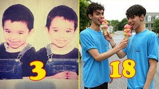 Dobre Twins ❤ From Baby To Adult 2017 - Star News