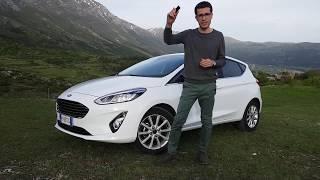 2018 Ford Fiesta Titanium 1.5 Tdci 85CV test drive