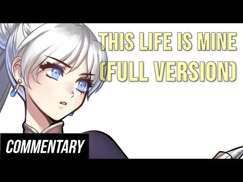 [Blind Commentary] This Life is Mine (Full Version)