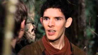 Arthur and Merlin - Just the way you are.wmv