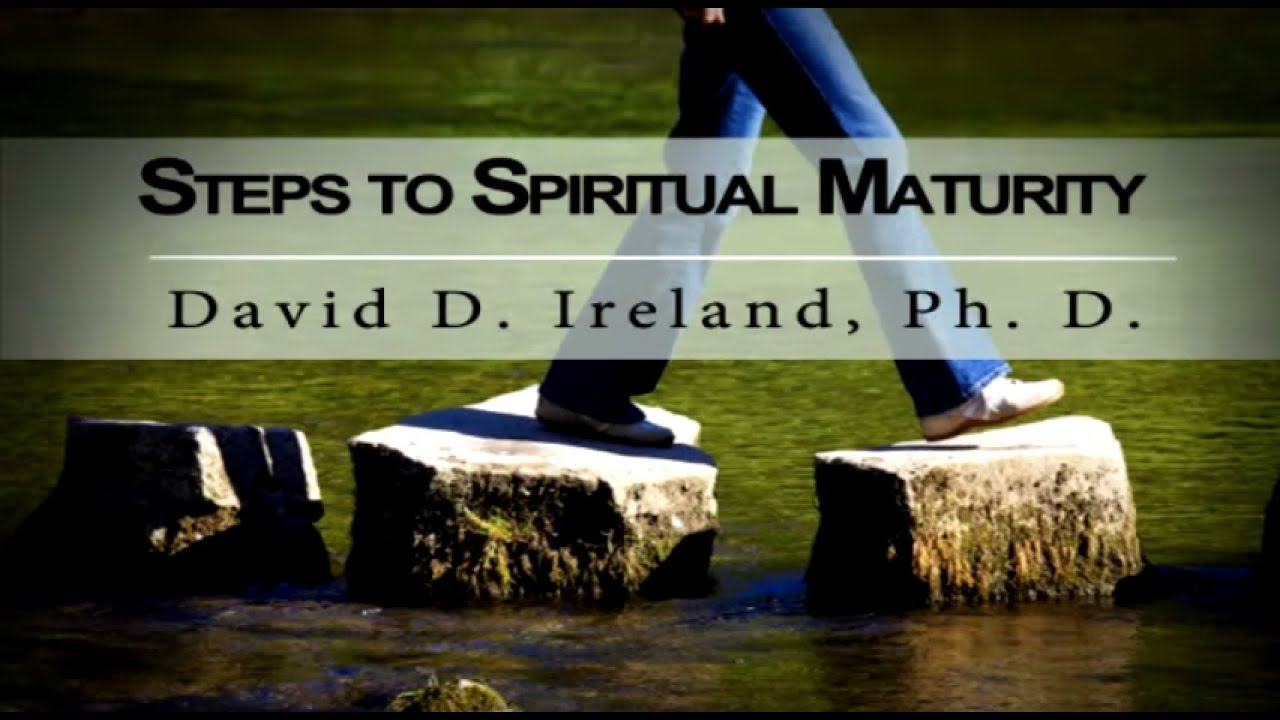 Grow Your Faith - Steps to Spiritual Maturity - David D. Ireland ...