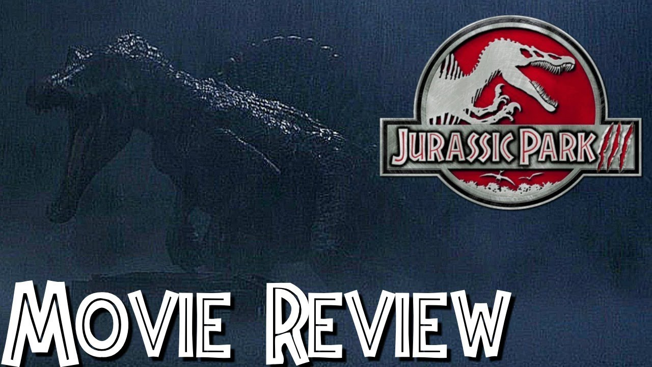 Jurassic Park 3 - Movie Review - YouTube
