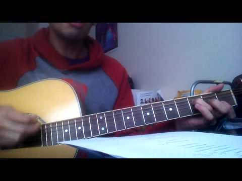 Within Temptation-Lost (Acoustic chords)