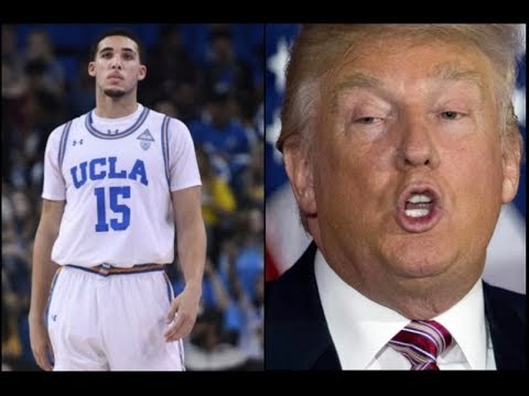 Donald Trump Helps Liangelo Ball Avoid Hard Prison Time by Speaking with China President Jinping