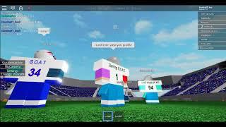My football practice! |roblox| legendary football: practice place