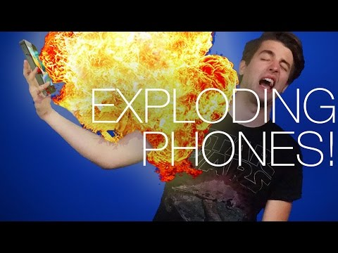 Haswell-E die soldered, Nvidia bashes Mantle, Galaxy S4 explodes - Netlinked Daily - NCIXcom  - FCl6r7P97hM -