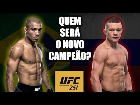 UFC 251 - JOSÉ ALDO VS PETR YAN - QUEM É O FAVORITO?