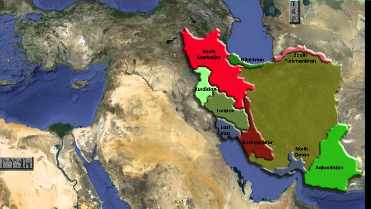 Union of Turkic States, New Map of Iran, Bütov Azerbaycan, OGUZ TÜRK BIRLIGI, Turan