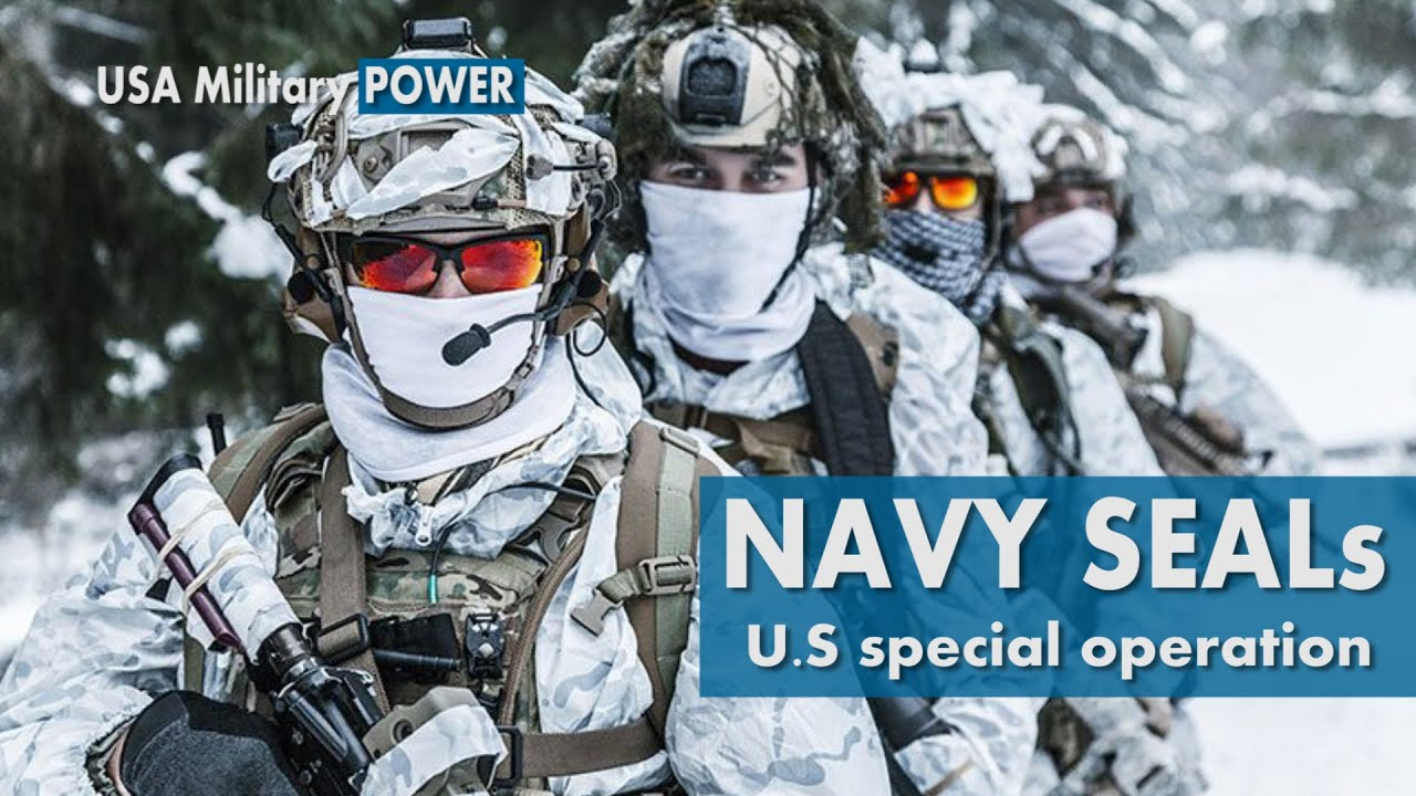 How Powerful is The U.S NAVY SEAL Special operation and What Makes Them  Unbeatable? - YouTube