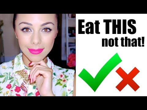 Healthy Food Swaps! ♥ (Bread, Candy, Soda, Pasta…)