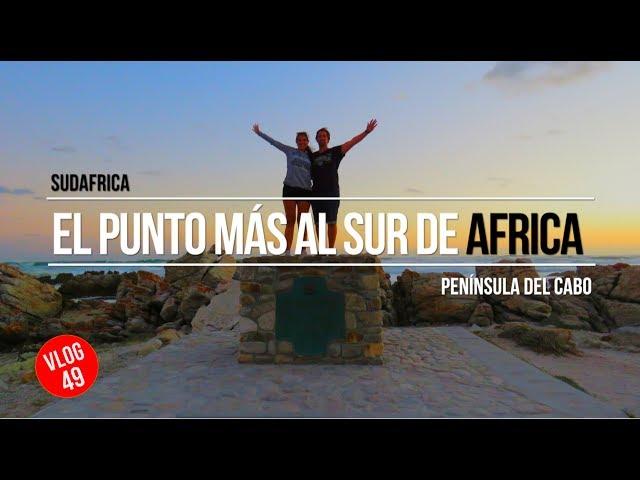 Cabo de las Agujas 🔥El punto más al Sur de Africa 👇🌍