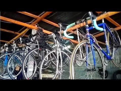 จักรยาน มือ2 เสือหมอบวินเทจ ไฮบริด วินเทจ จักรยานสวยๆ มือ2 จากญี่ปุ่น @Land Bike พุทธมณฑลสาย6 ปากทาง
