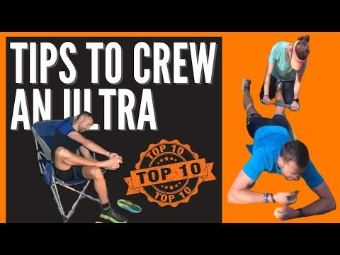 10 Tips For Crewing an Ultra Marathon   Trail Running Advice