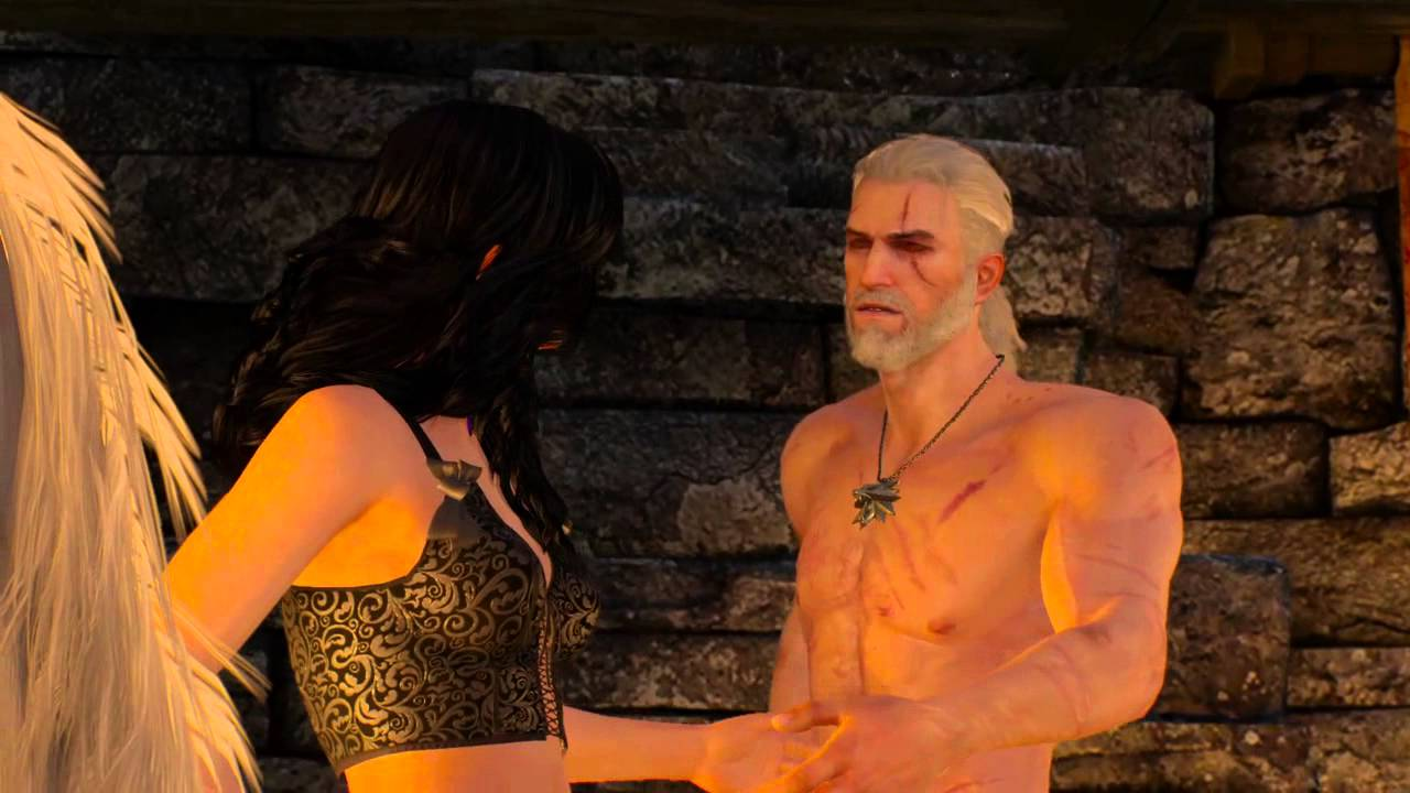 The Witcher 3 Sex