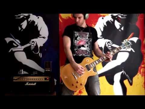 Guns n' Roses - Paradise City Final Solo