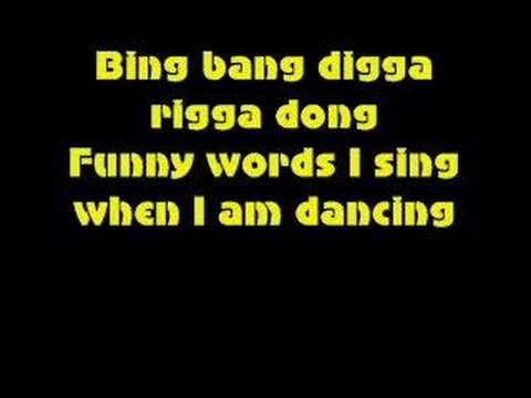 Lazy Town Bing-Bang song and lyrics