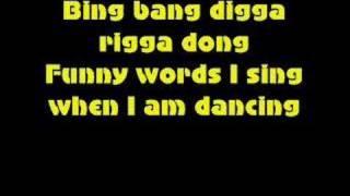 Lazy Town Bing-Bang song and lyrics