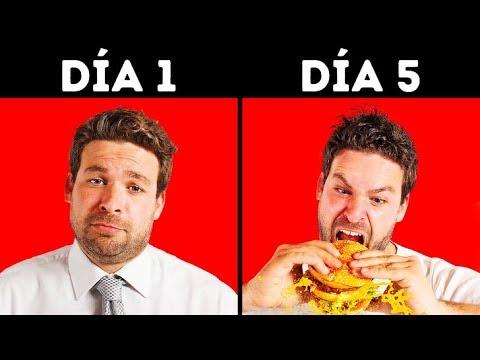 Por que es bueno comer comida chatarra