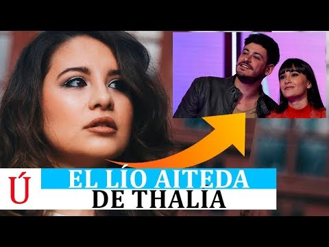 El lío Aiteda de Thalia que desata a los fans de Aitana y Cepeda de Operación Triunfo 2017