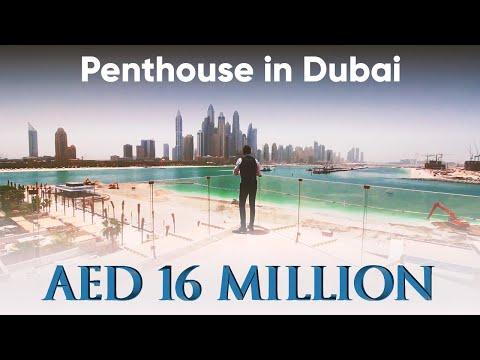 MILLION DOLLAR LISTING DUBAI | EP #1 | CALUM WHITE | FIVE PALM RESIDENCES