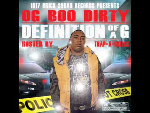 01. OG Boo Dirty - Intro (Definition Of A G)