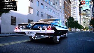 1961 Chevy Impala GTA IV ENB 2 7K 1440p