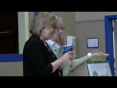 """Elizabeth May and Janet Keeping - """"Doing Politics Differently"""""""