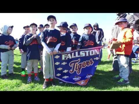 2017 Fallston Baseball Opening Day