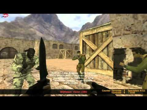 WCG 2011 Counter-Strike 1.6 Grand Final - SK Gaming vs. ESC Gaming de_dust2 (german)