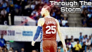 "Ben Simmons Mix ~ ""Through the Storm"" Ft NBA YoungBoy"