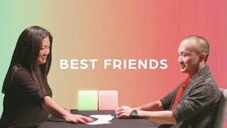 Best Friends Express Their True Feelings About Each Other