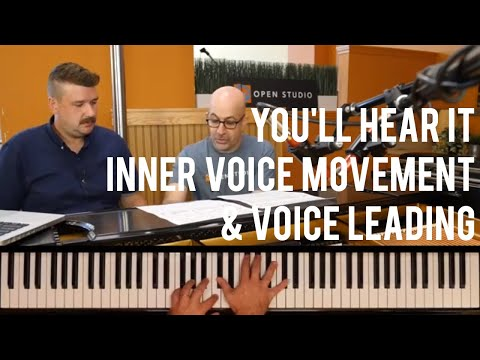 Inner Voice Movement & Voice Leading - Peter Martin and Adam Maness | You'll Hear It Mp3