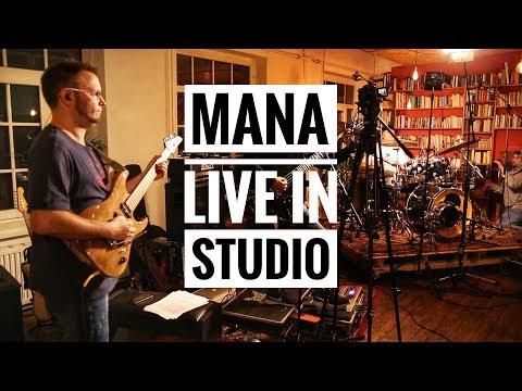 Martin Miller & Tom Quayle - Mana (Janek Gwizdala) - Live in Studio