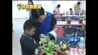 【無毒有機蔬菜】無毒蔬菜栽培DIY 培養健康新觀念