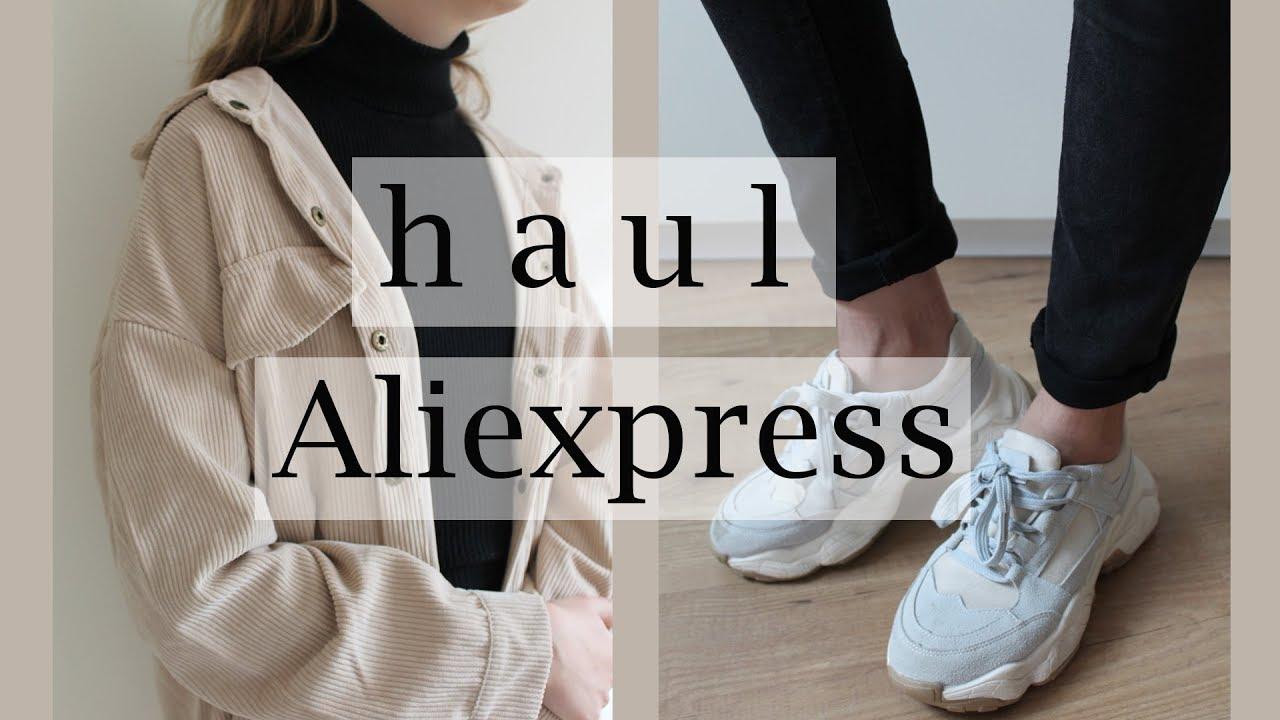 ПОКУПКИ ОДЕЖДЫ С ALIEXPRESS/ Aliexpress Haul