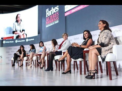 Foro Forbes Mujeres Poderosas. Panel 4: El reto de trascender