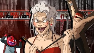 "Dead By Daylight | ""GRANNY'S SEX DUNGEON!"" (w/ H2O Delirious, Bryce, & Ohmwrecker)"