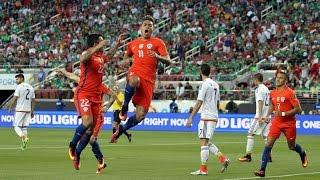 México 0 7 Chile Copa América Centenario 2016 Claudio Palma