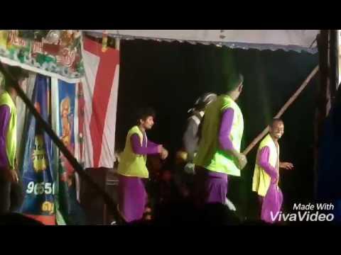பல்லாக்கு குதிரையில பவனி வரும் மீனாட்சி .... ஆடல் + பாடல் நிகழ்ச்சி
