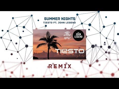 Tiësto - Summer Nights Ft. John Legend (Aldy Waani Remix)