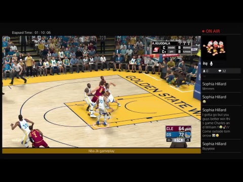 Nba 2k17 one on one