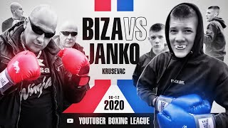 Janko VS Biza (Official Box Match )