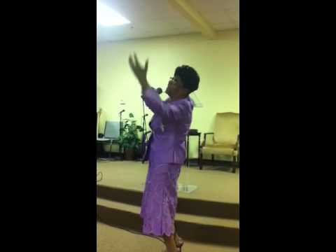 Apostle Mary Lawrence